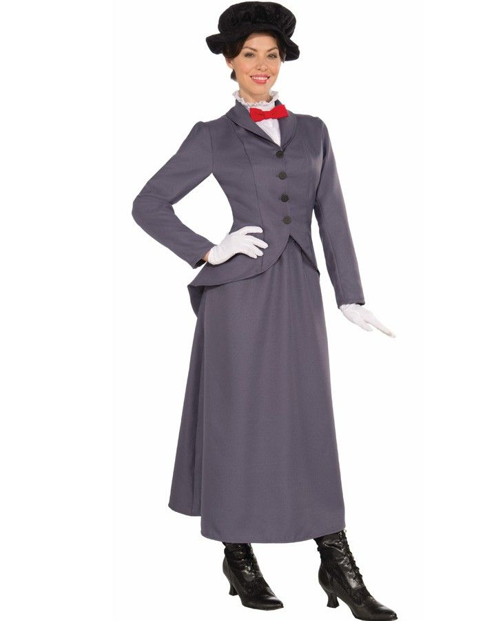 Mary Poppins Womens Costume | Costumes & Face Painting | Pinterest ...