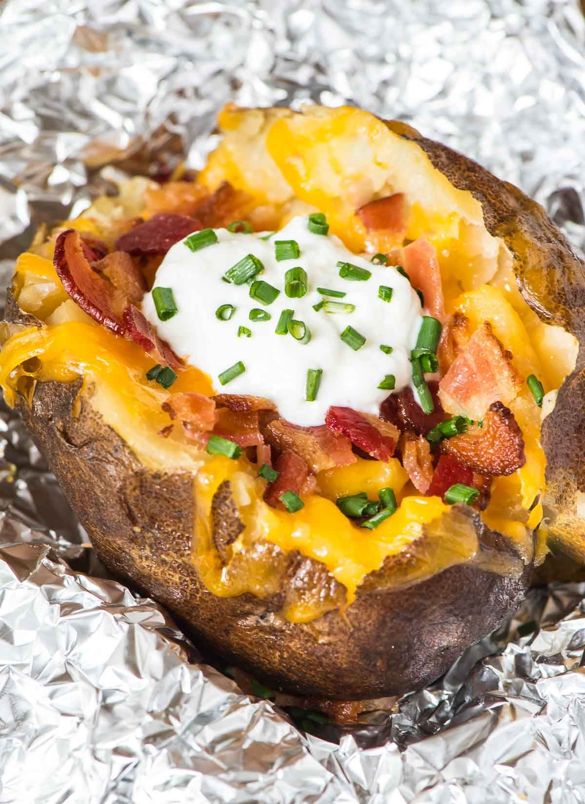 How to bake potatoes in a slow cooker 67