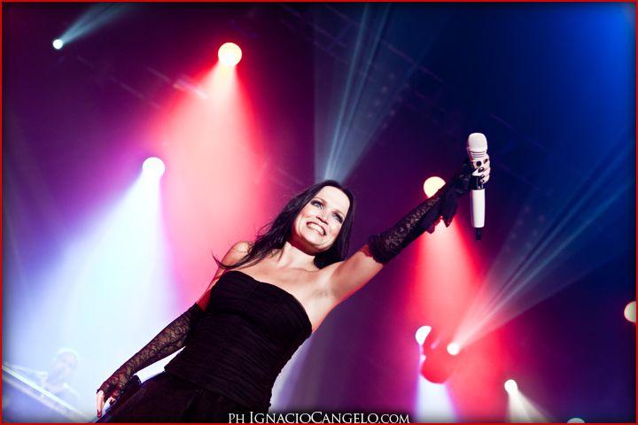 Tarja Turunen.- hermoso concierto *ww*