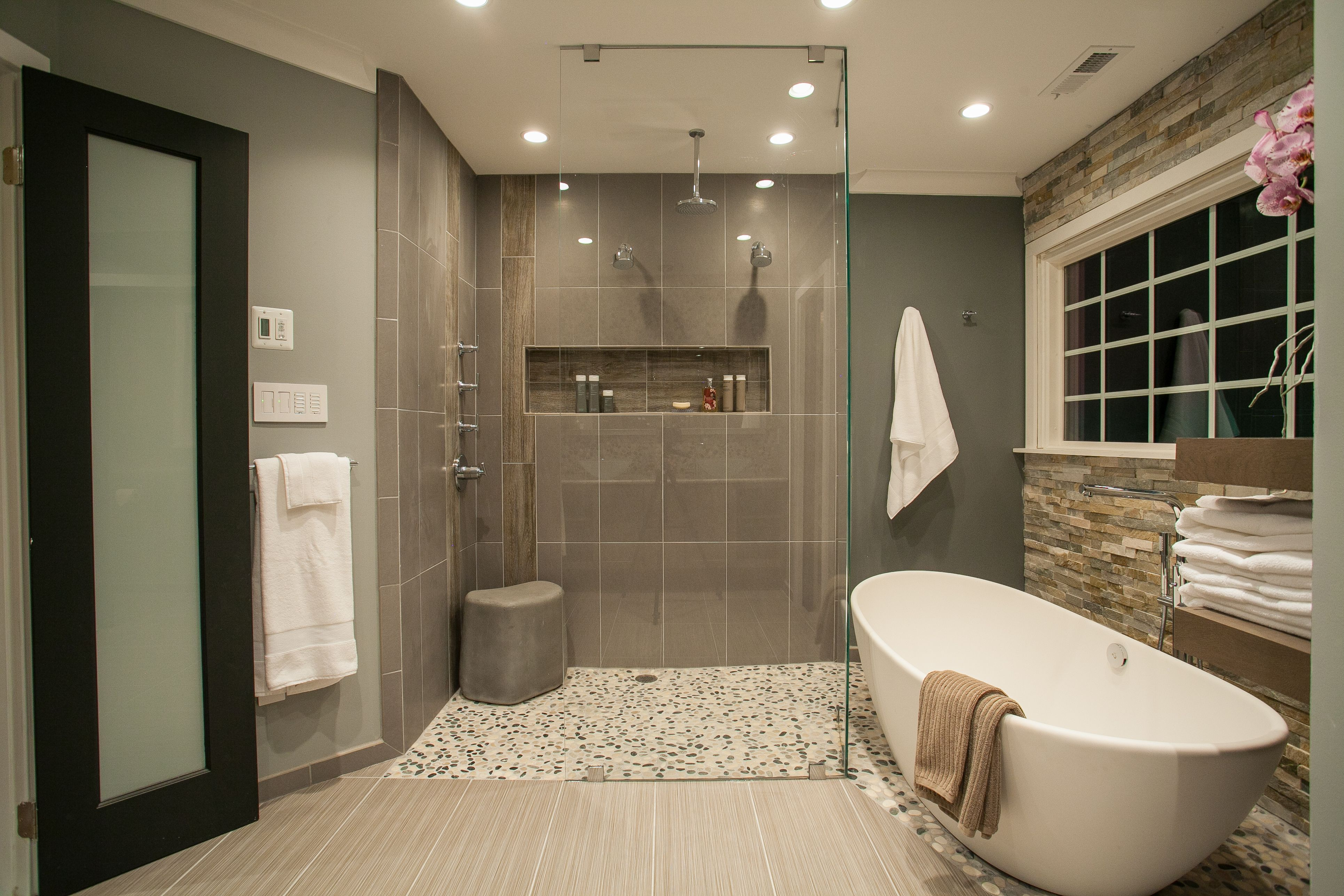 6 Design Ideas For Spa-Like Bathrooms