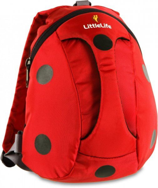 LittleLife ActiveGrip Toddler Daysack - Ladybird | MALL.SK