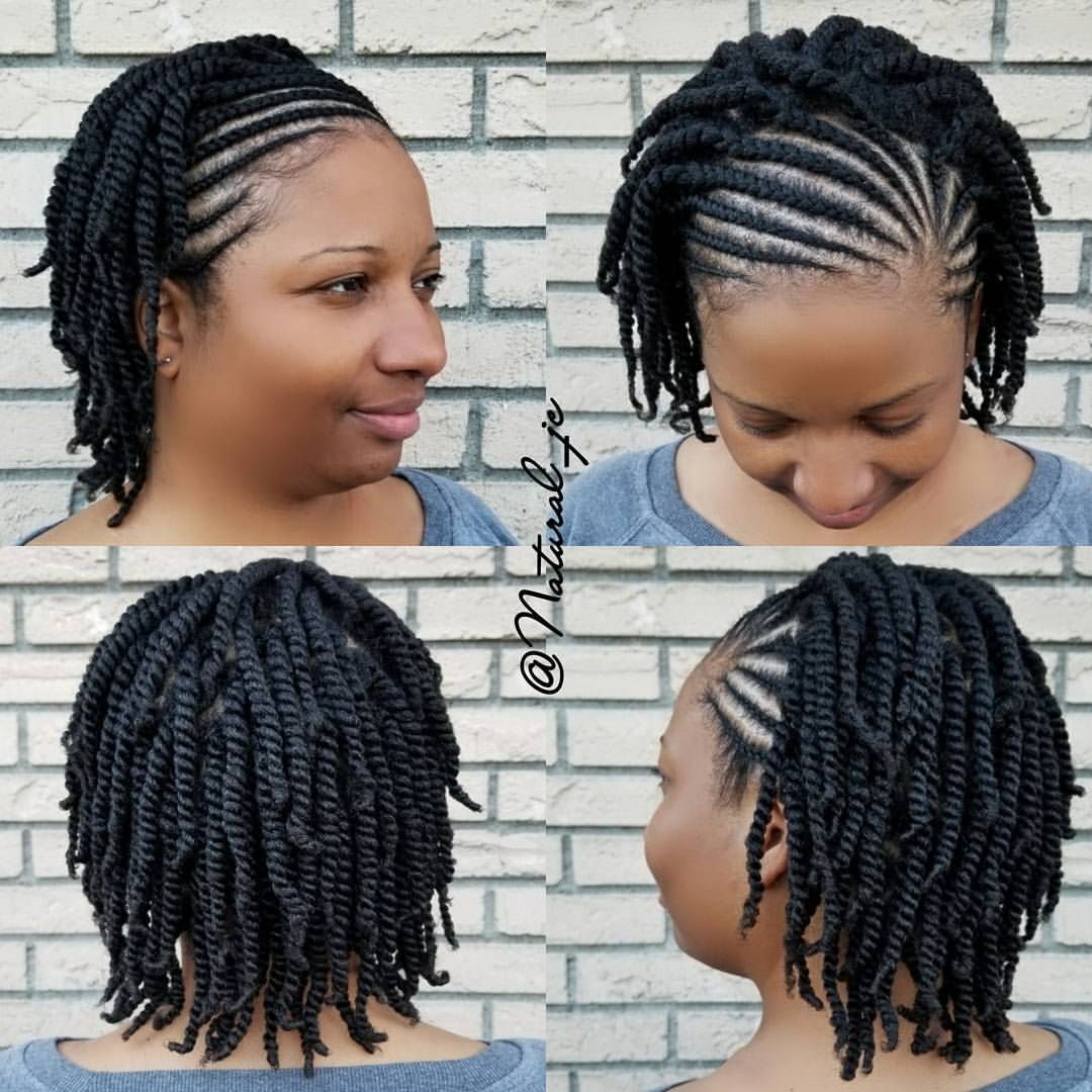 Cornrows And Twists No Added Hair Natural Jc Hairbyjennifer