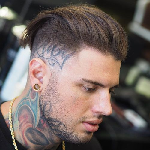 25 Fresh Haircuts For Men 2019 Fade Haircuts Hair Styles Hair
