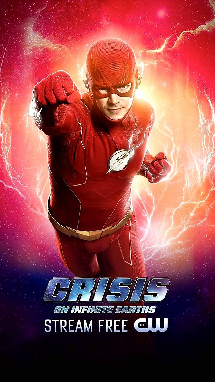 Cw S Crisis The Flash By Daniel261983 On Deviantart In 2020 The
