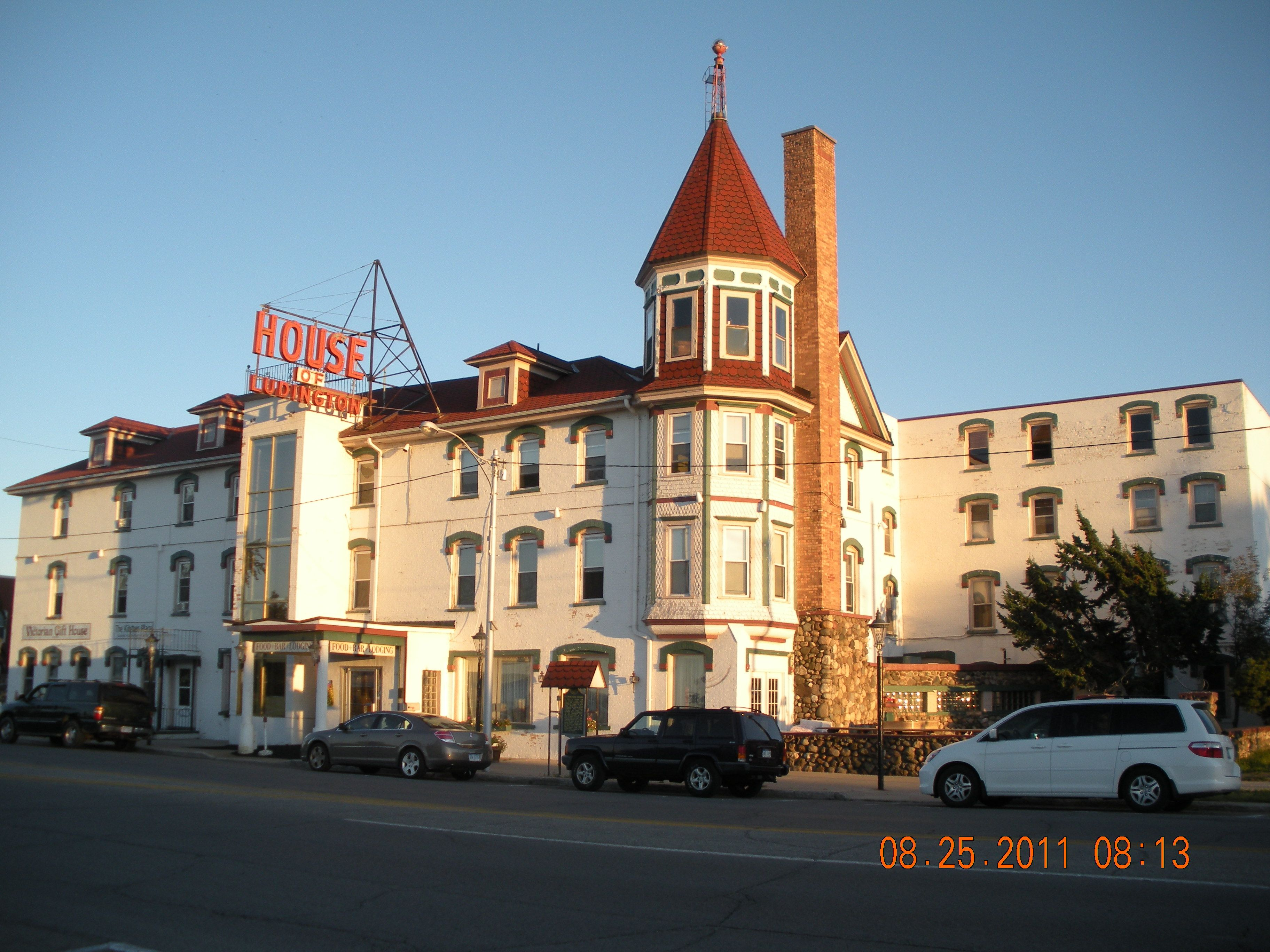 House Of Ludington Hotel In Escanaba Mi Our Home For Several Days