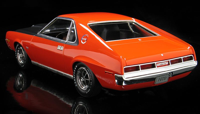 1970 Amx Car Model Amc Javelin Model Cars Kits