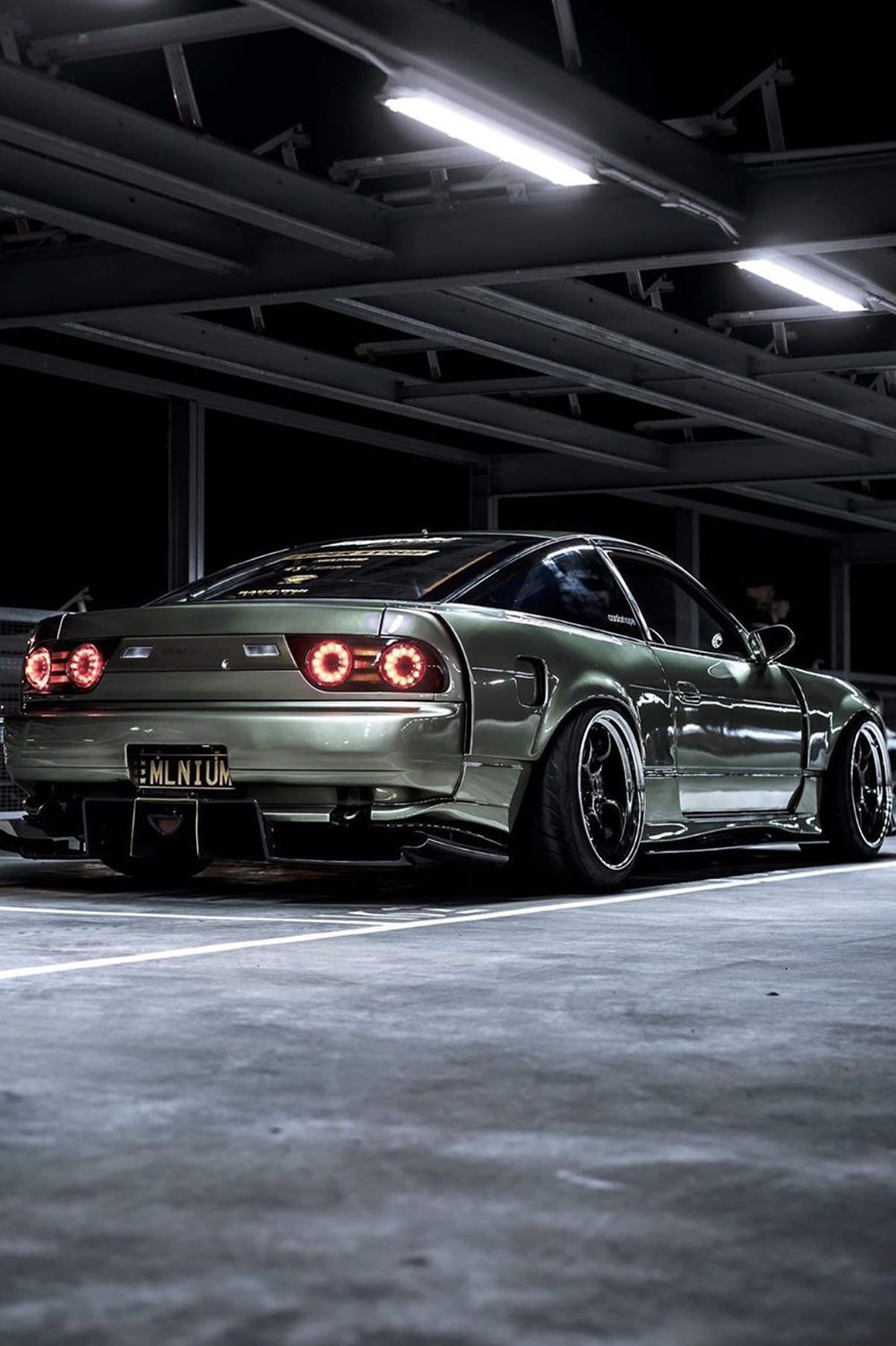 Clean Nissan S13 Wide Body Custom (With images) Nissan