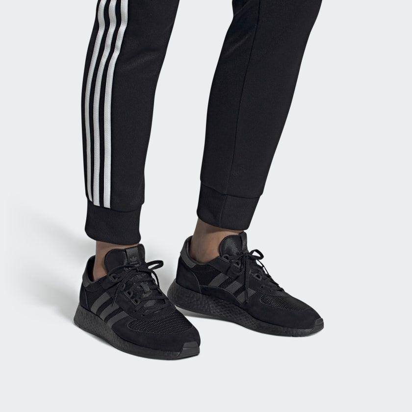 adidas Marathon Tech Shoes - Black | adidas US | Black adidas ...
