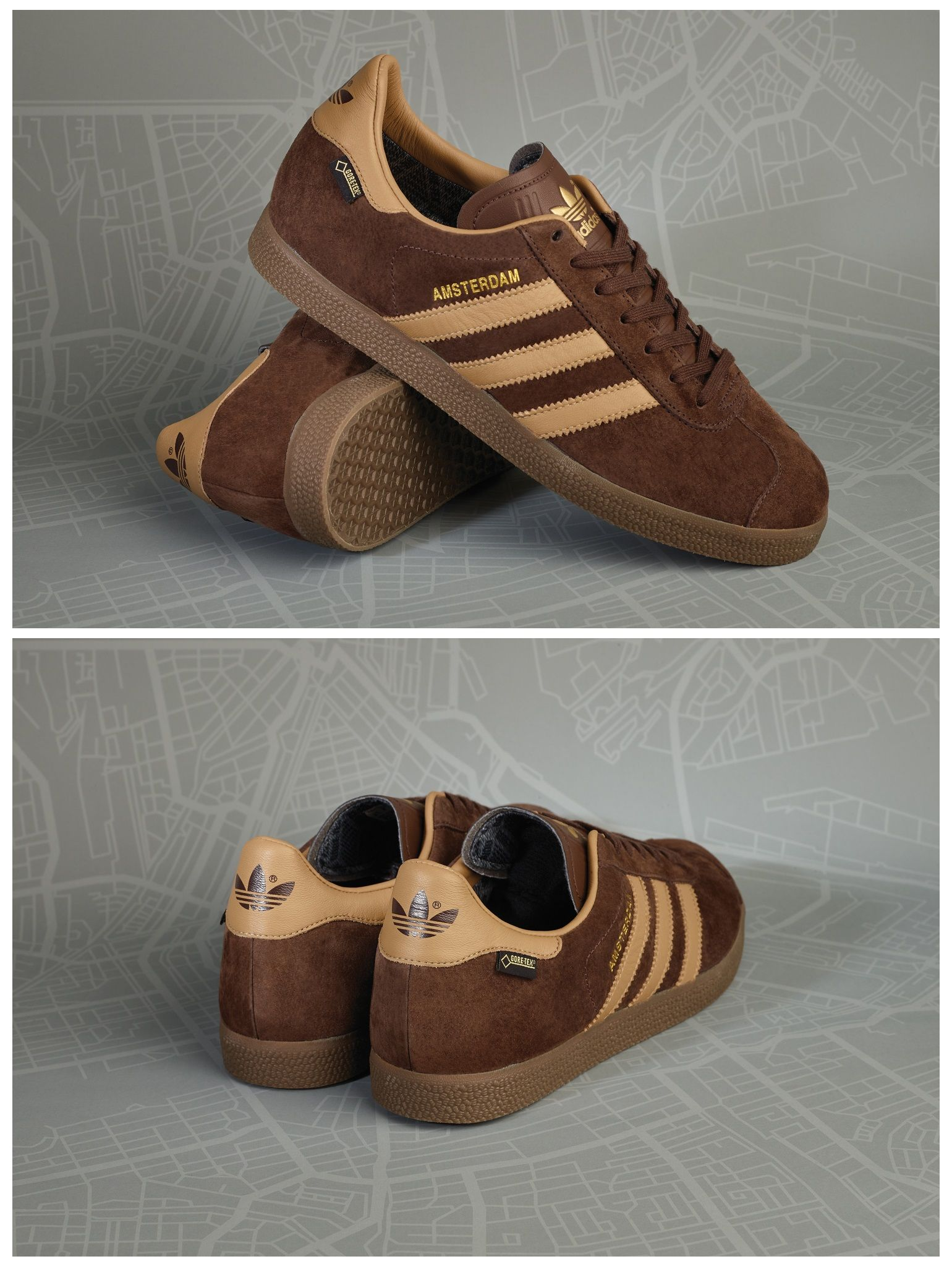 huge discount d87cf e4f2b adidas Originals Gazelle GTX