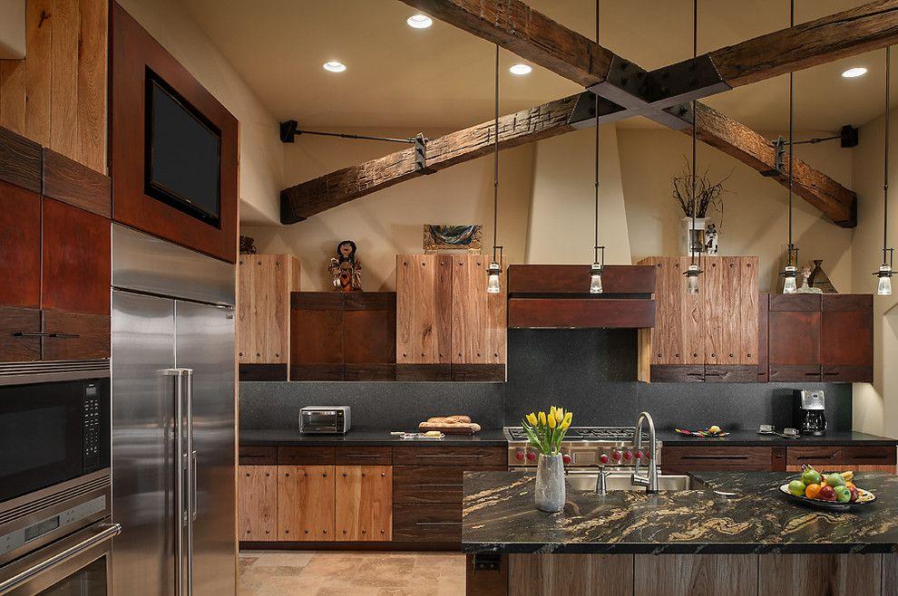 Luxury rustic kitchen interior design | Kitchen Style | Pinterest ...