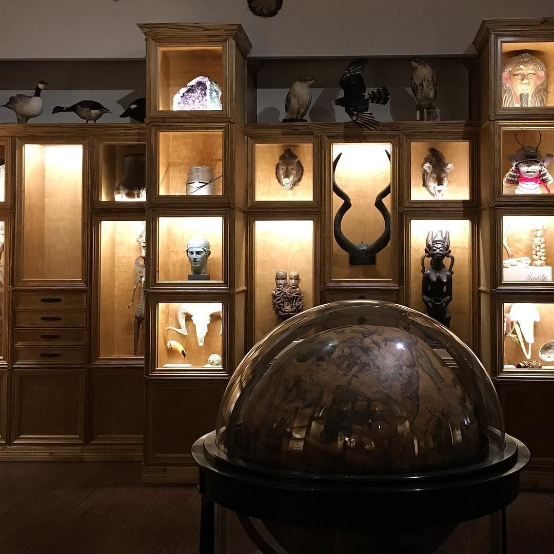 Every drawer in Cabinet of Curiosities holds secrets and surprises ...