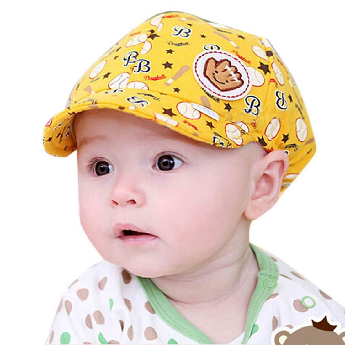 615d15207 Click to Buy << Baby Boy Girl Kid Toddler Infant Hat Peaked Baseball ...