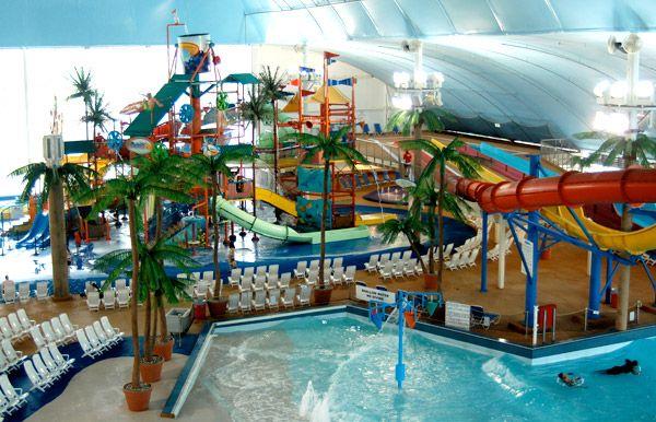 Indoor Niagara Falls Water Park Fallsview Waterpark Niagara