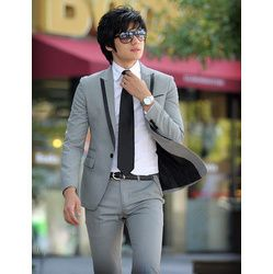 1000  images about Men's Light Grey Suits on Pinterest | Floral