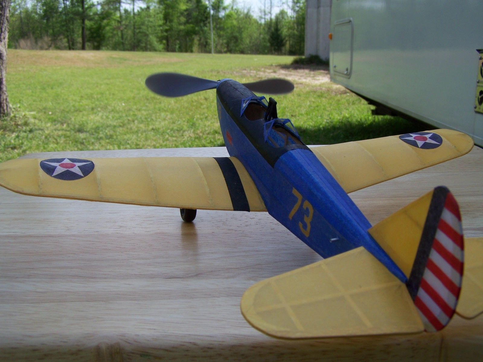 Stick and Tissue Forum - Print Page | RC Avia, Freeflight, Rubber