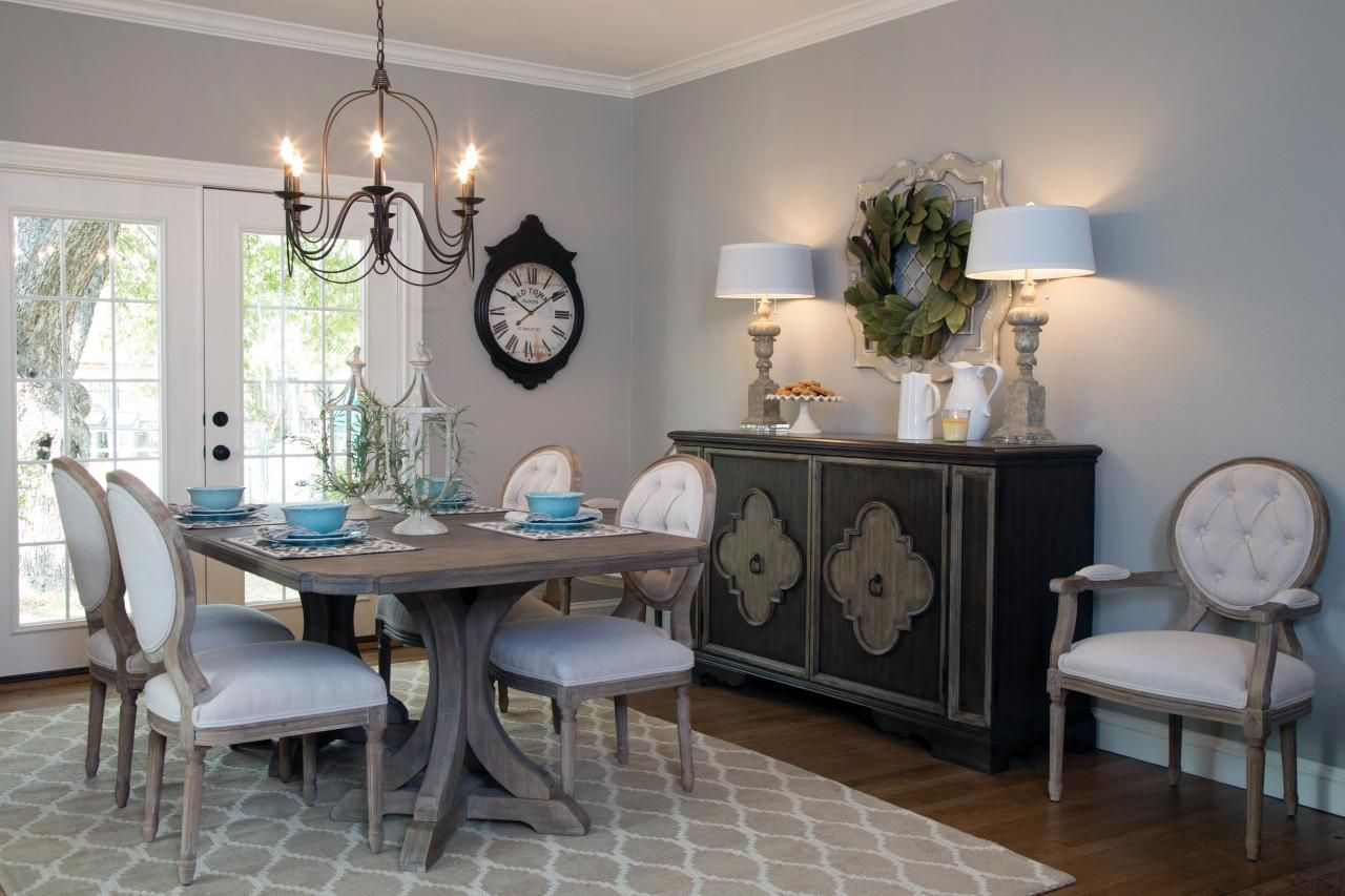 After the new dining room comes with loads of natural for Light blue dining room ideas