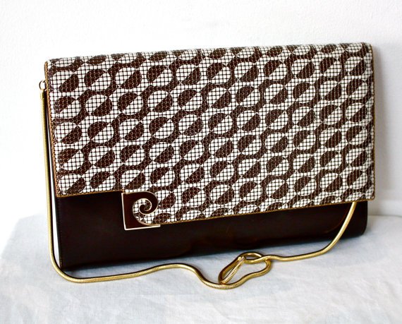 736e6e718d53 Vintage PIERRE CARDIN Clutch Mod Chainmail Mesh by StatedStyle ...
