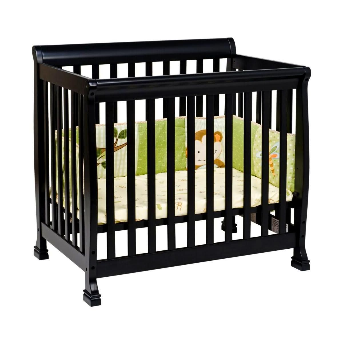 Best baby cribs for apartments - The Best Small Cribs For The Babies Black Small Cribs For Babies