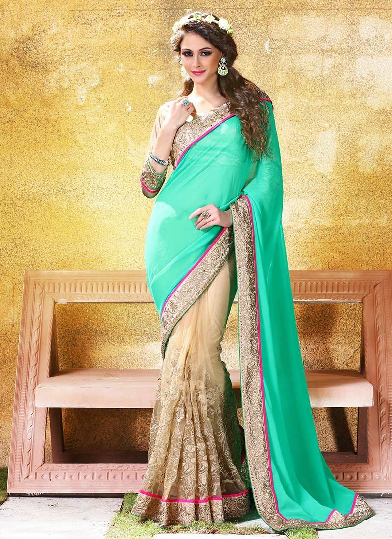 11c074c68e Latest Indian Party Wear Fancy Sarees Designs Collection 2019-2020 consists  of embroidered formal wear sarees designs & trends for women with best  styles!