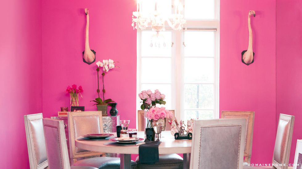 Hottest Paint Colors Of The Year | Pink room, Room and Walls
