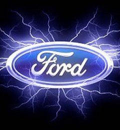 ford screensavers free download ford logo with lightning free