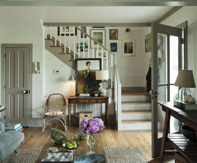 Farmhouse Foyer Hall : What to do if you have no foyer entry foyers entrance and