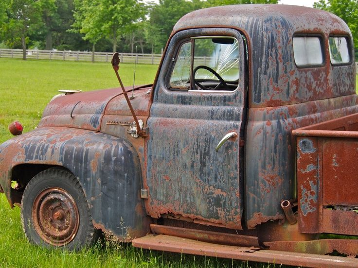 Explore Rusty Cars Barn Finds And More