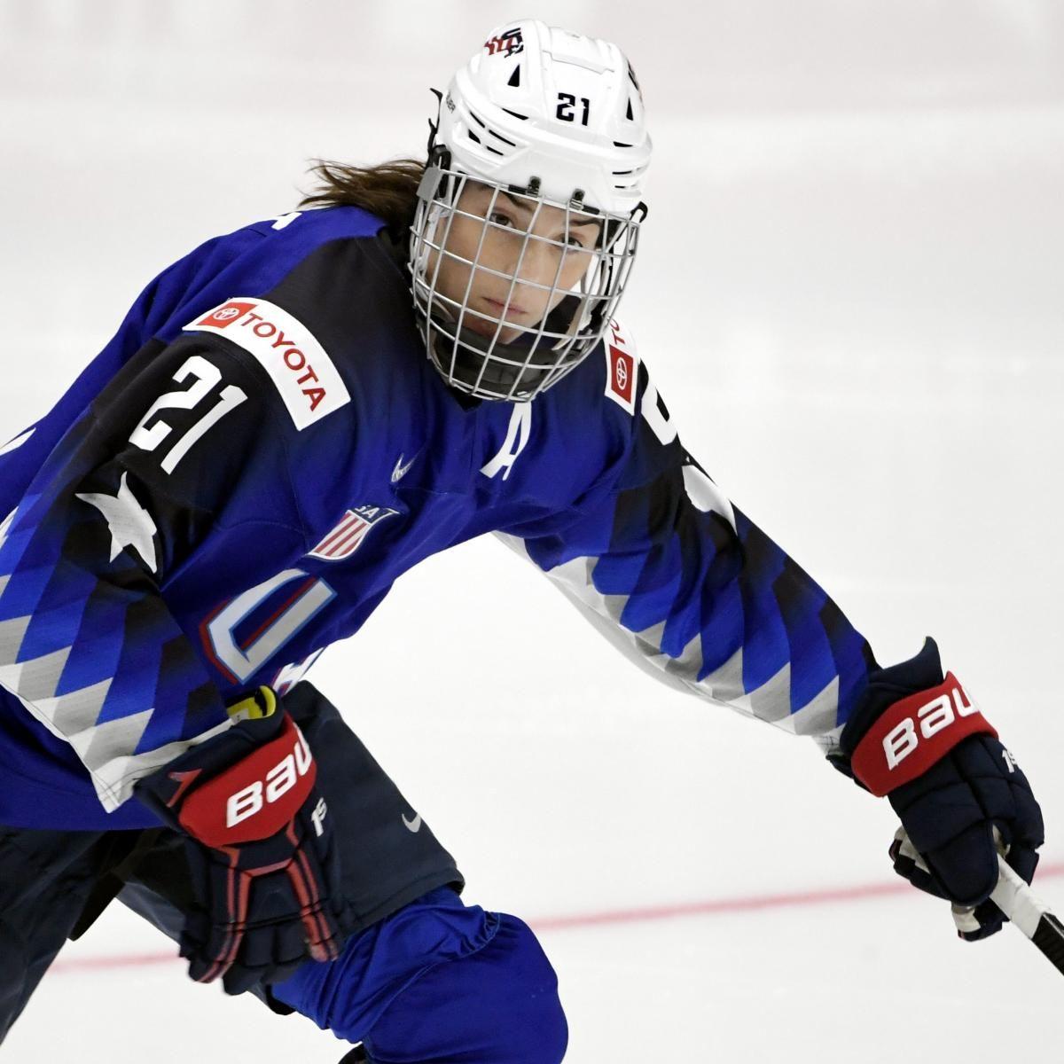 200 Plus Women S Hockey Players To Skip Next Nwhl Season Over State Of Sport In 2020 Women S Hockey Hockey Players Hockey
