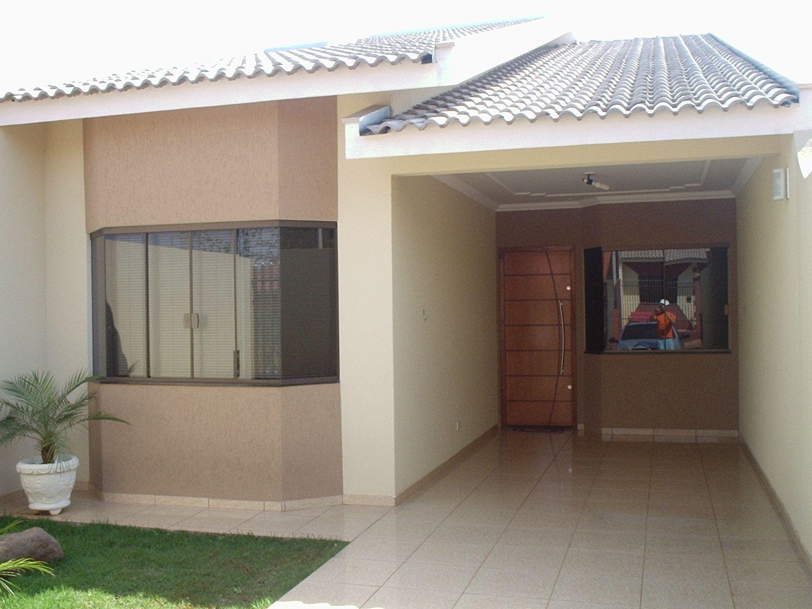 projetos de casas modernas e pequenas grtis