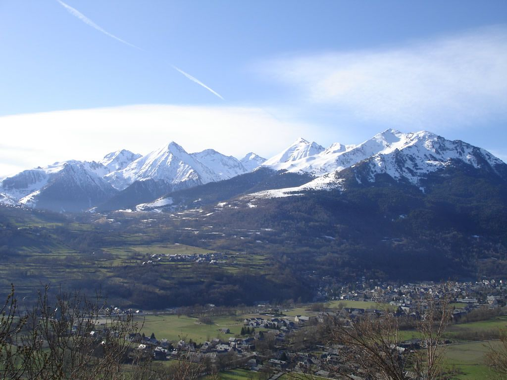 Vallée d' Aure     -  Midi-Pyrenées
