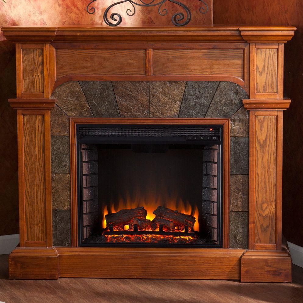 Gaskins Market Electric Fireplace Corner electric