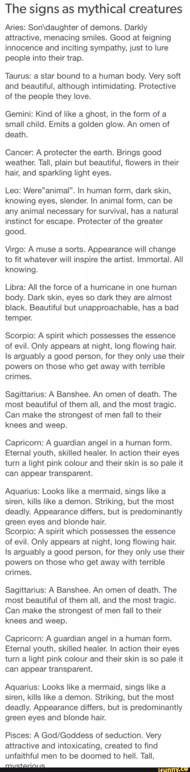 My sun and moon signs don't go together