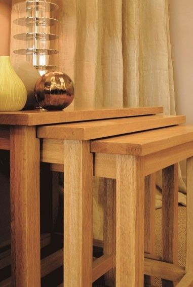 solid oak furniture hereford contemporary design nightstand nest range stove