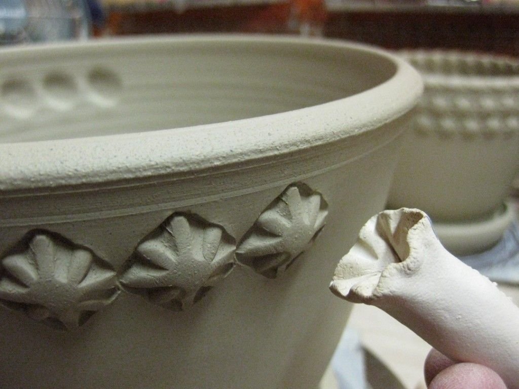 Best 25 Ceramic Flower Pots Ideas On Pinterest Painted