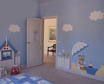 Bienvenida bebe ni a buscar con google cuarto bebe - Habitacion bebe nino ...