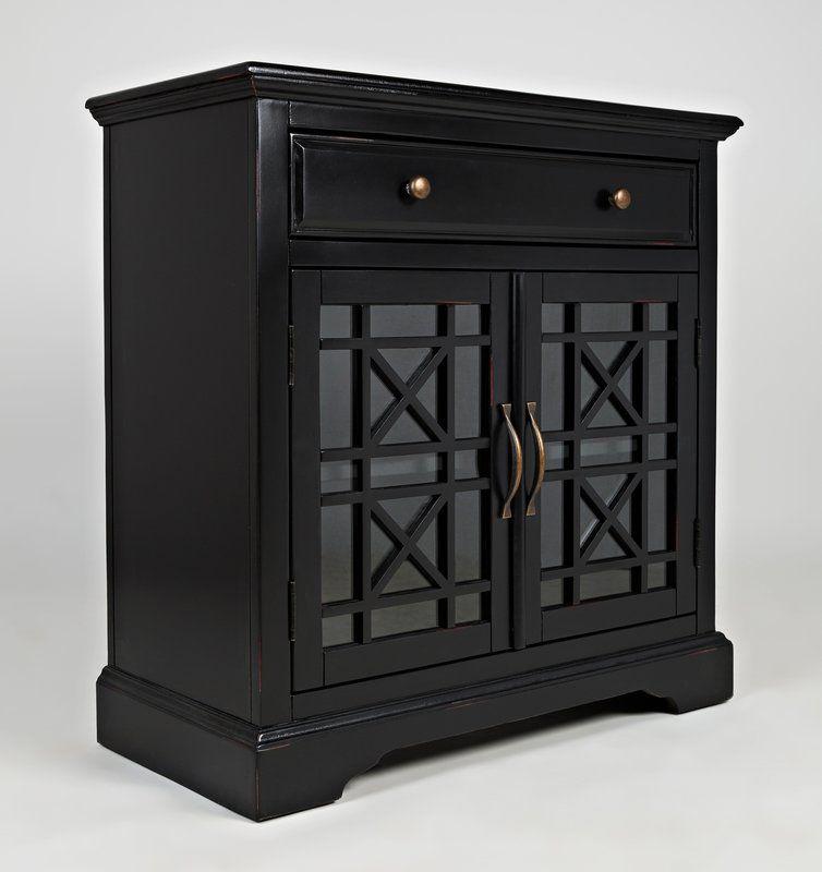 Daisi 2 Door Accent Cabinet Accent Doors Accent Cabinet Furniture