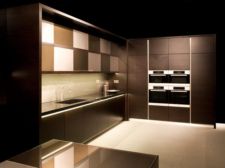 Una Cocina Armani !! Armani Kitchen!! | Interior Design