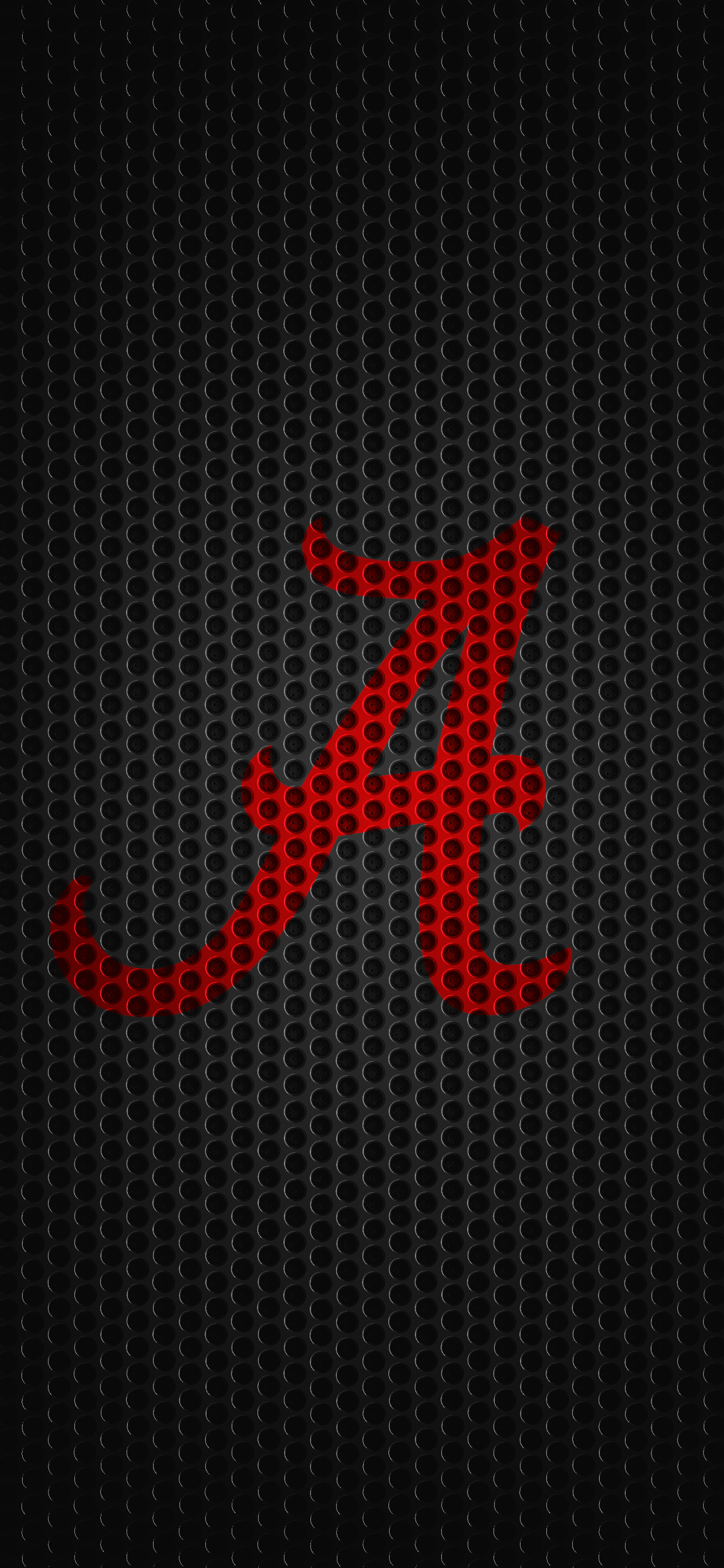 Grill Metal Alabama Wallpaper Crimson Tide Football Alabama Crimson Tide Football