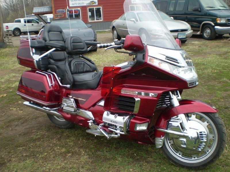 2000 honda goldwing gl1500 se anniversary edition. Black Bedroom Furniture Sets. Home Design Ideas