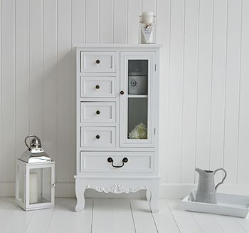 Hall Cupboards Furniture lyon white hallway cupboard - living, hall and bedroom white