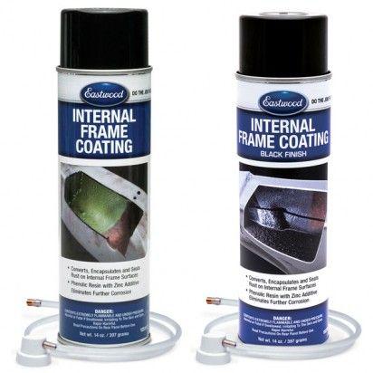 Internal Frame Coating Jeep Frame Frame Spray