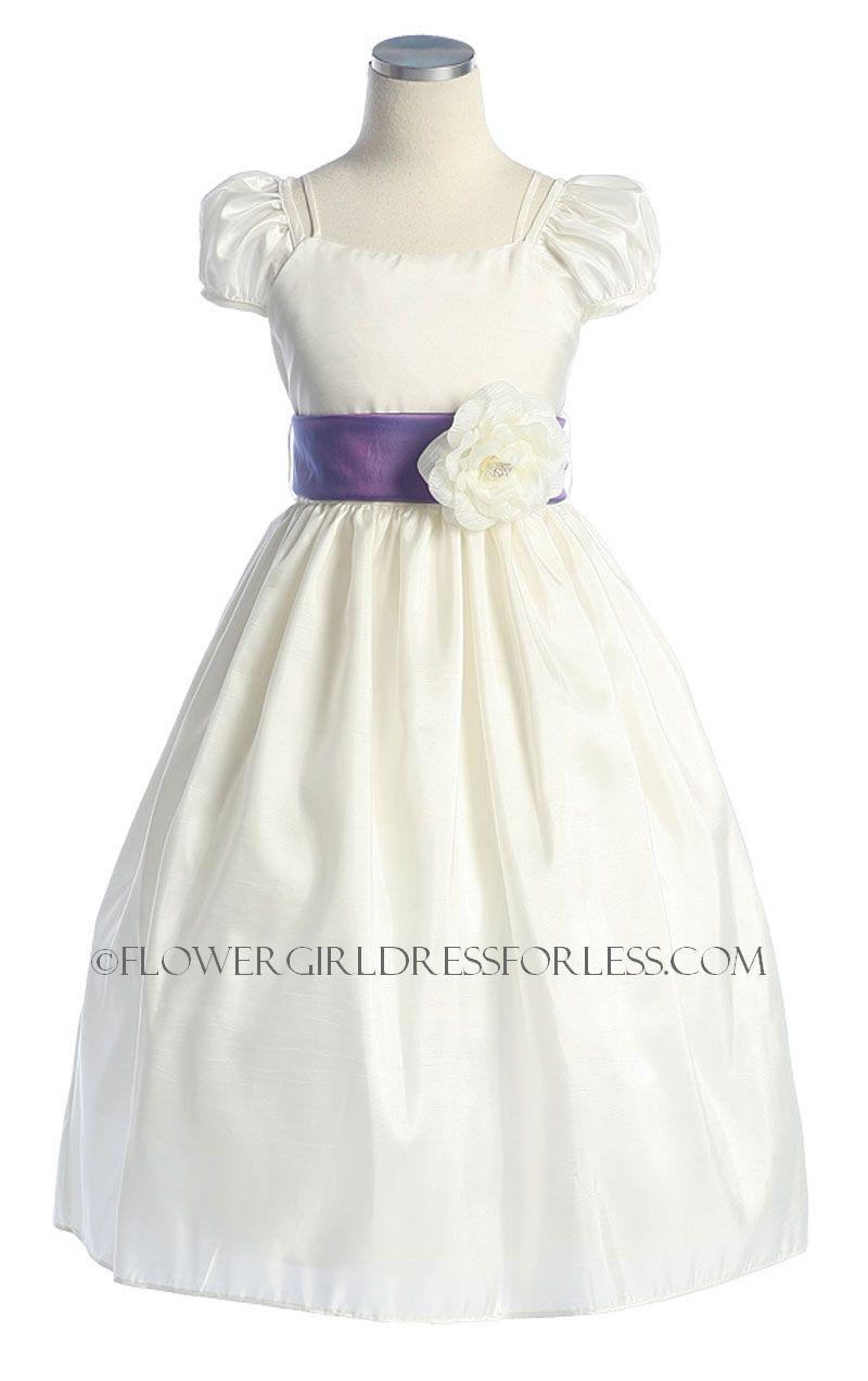 4cb007d104 SK 3003I - Flower Girl Dress Style 3003- IVORY-BUILD YOUR OWN DRESS! -  Summer Dresses - Flower Girl Dress For Less