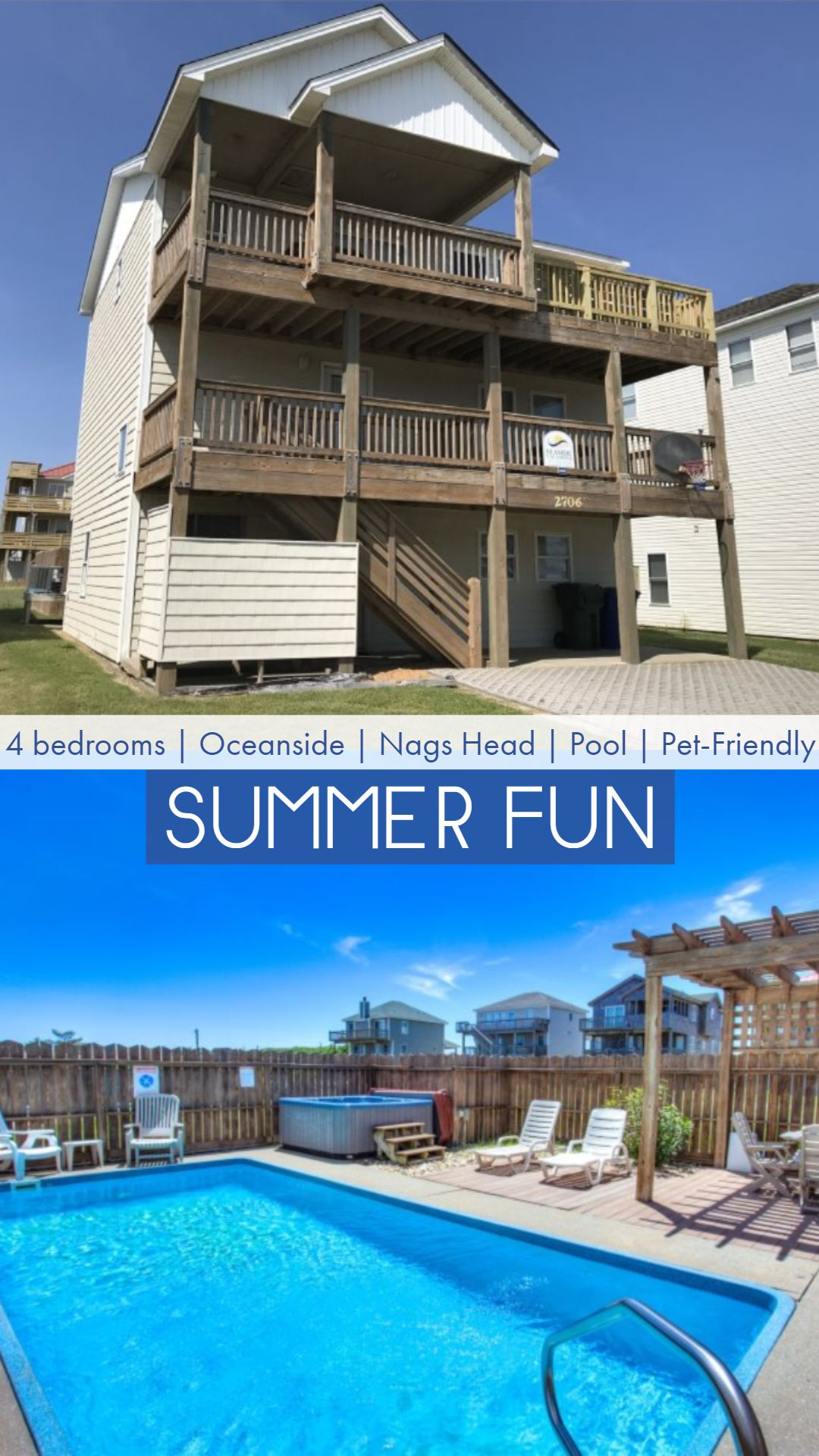 FEATURED Outer Banks, NC Rental: Planning a getaway? Book ...