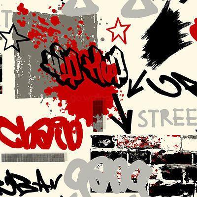 Graffiti Red And Black Grey Wallpaper 6392 X Grey Wallpaper Black And Grey Wallpaper Red Wallpaper