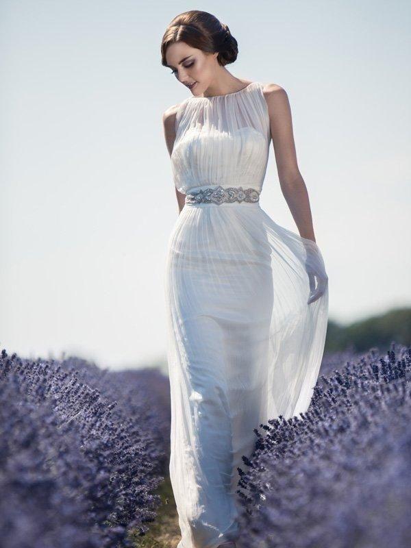 griechisch-mode-kleid-braut-sommer-2014 | Hochzeit | Pinterest ...