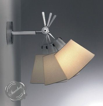 Bedroom Reading Wall Lights: Artemide Tolomeo Wall Laps - Artemide ...