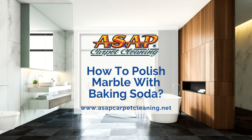 How To Polish Marble With Baking Soda? in 2020 Hard