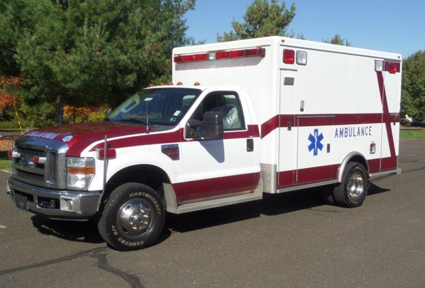 Ambulance For Sale >> 1742 Mccoy Miller 4x4 Ambulance For Sale At Gev First