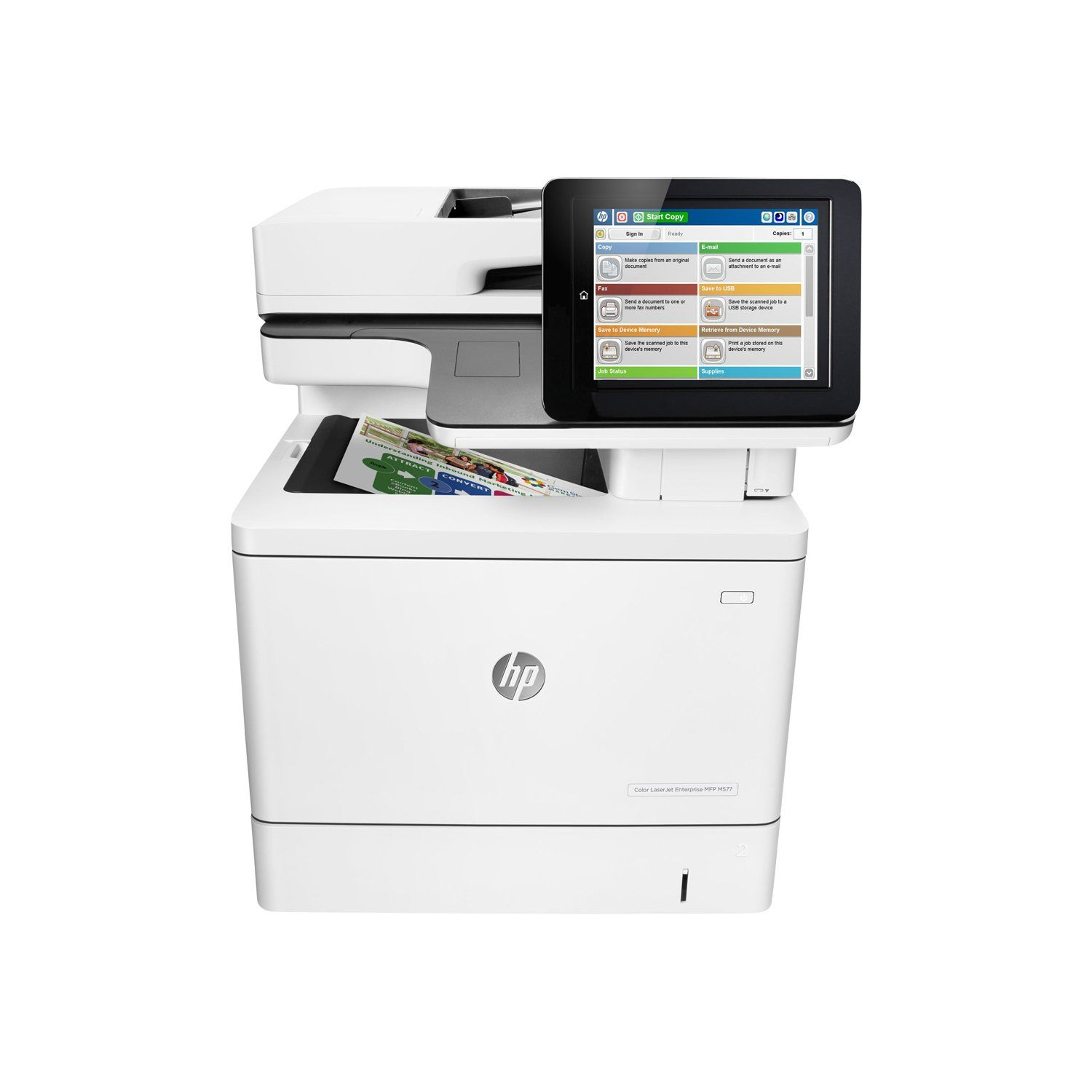 Hp Laserjet Mfp M577f Find Out More About The Great Product At