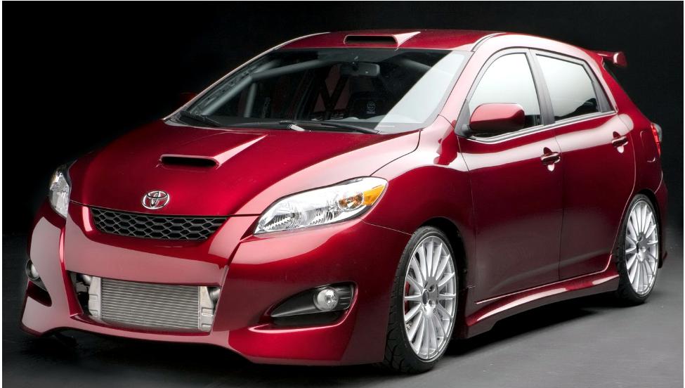 2018 Toyota Matrix Redesign And Rumor